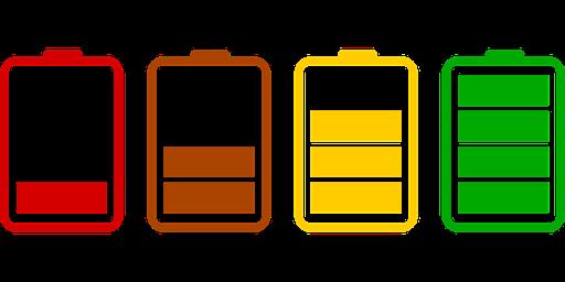 Free Battery Capacity